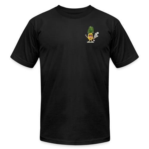 Men's Highnapple T Shirt : black - Men's Fine Jersey T-Shirt