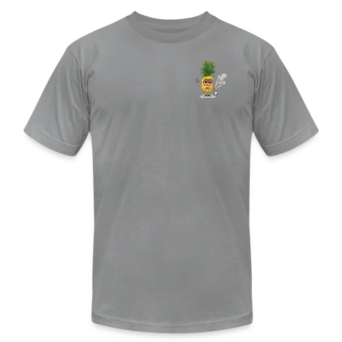 Men's Highnapple T Shirt : slate - Men's Fine Jersey T-Shirt