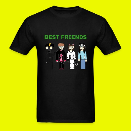 viper and friends - Men's T-Shirt