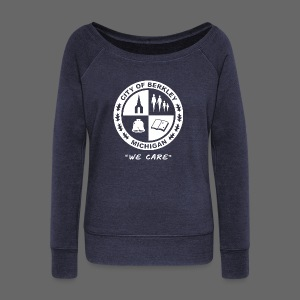 Berkley, Michigan - Women's Wideneck Sweatshirt