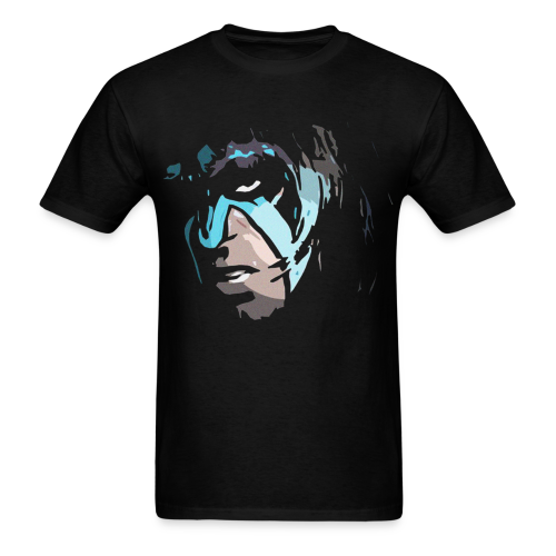 Ultimate Warrior Shadows Shirt - Men's T-Shirt
