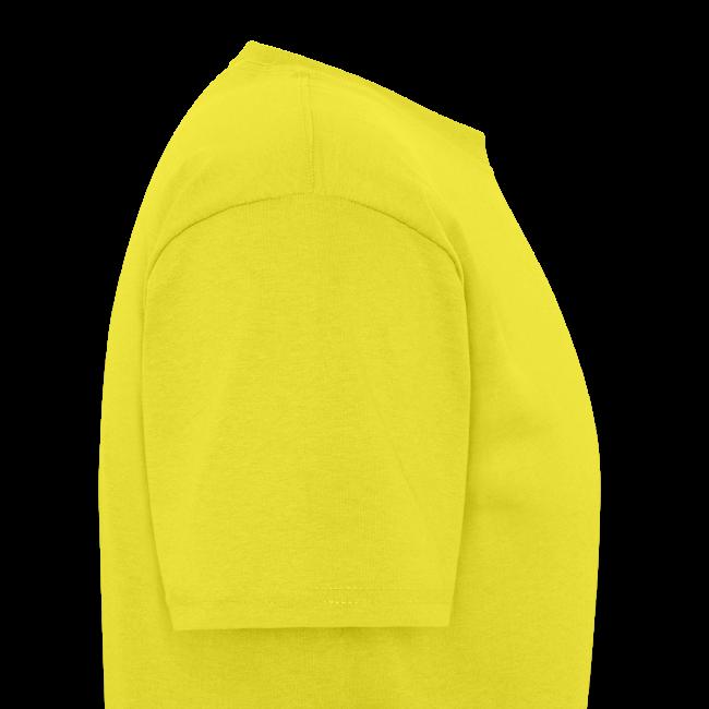 Ultimate Warrior Ultimate Maniacs Yellow Shirt