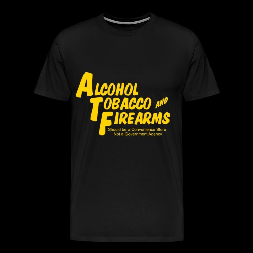 ATF T-Shirt - Men's Premium T-Shirt