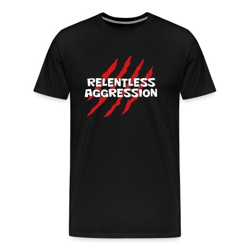Relentless Aggression Shirt (Men's) - Men's Premium T-Shirt