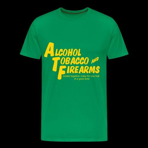 ATF Good Time - Men's Premium T-Shirt