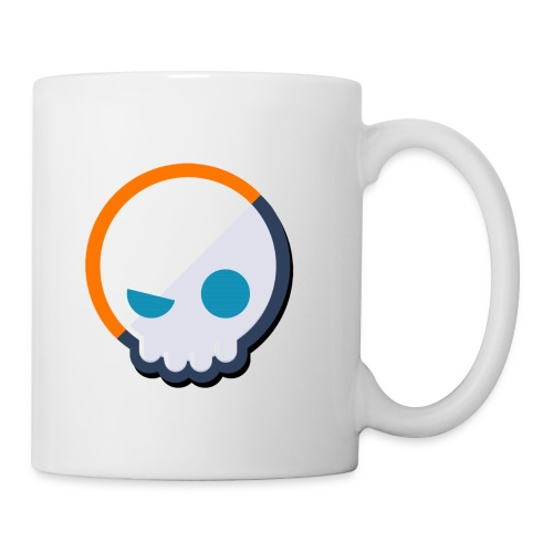 Gnoggin Basic Mug : white - Coffee/Tea Mug