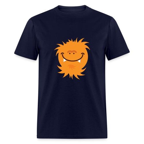 An Interesting Monster - Men's T-Shirt