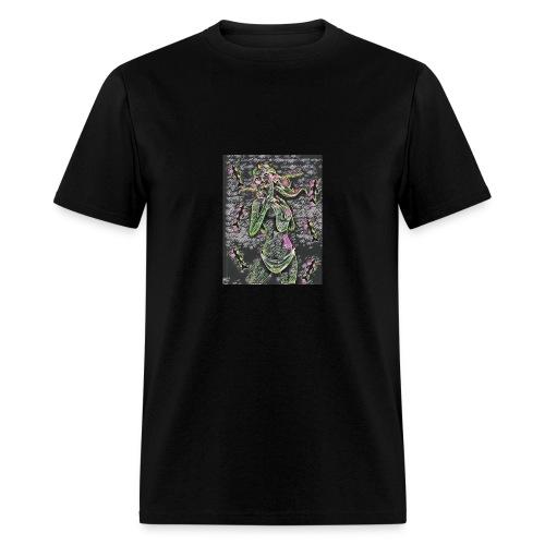 Mermaid Chalk - Men's T-Shirt