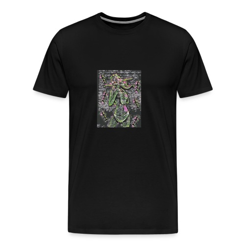 Mermaid Chalk - Men's Premium T-Shirt