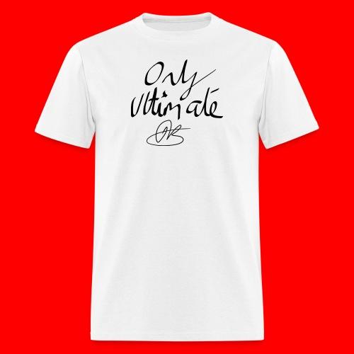 Signed Men's Tee - Men's T-Shirt