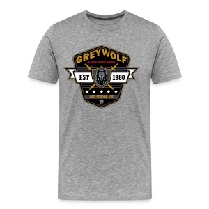 Grey Wolves Premium Tee Shirt - Men's Premium T-Shirt