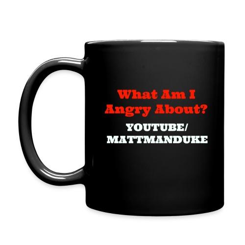 Angry Manduke Coffee Mug - Full Color Mug