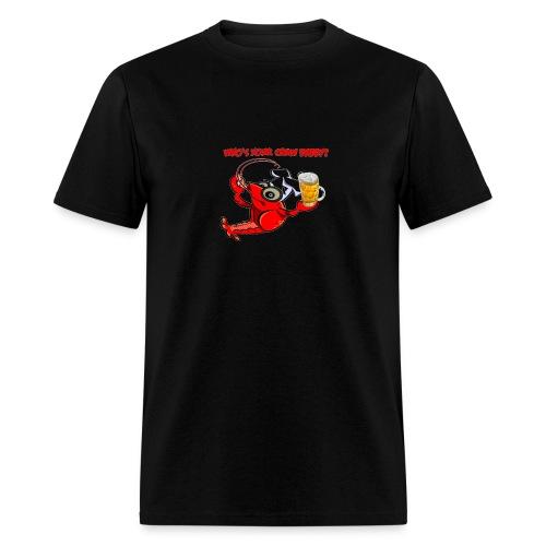 Master of Crawfish - Men's T-Shirt
