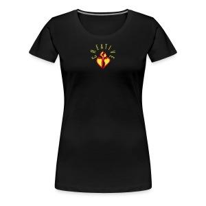 Be Creative - Women's Premium T-Shirt