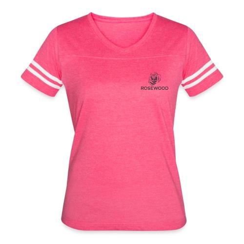 My Lady Rosewood - Women's Vintage Sport T-Shirt