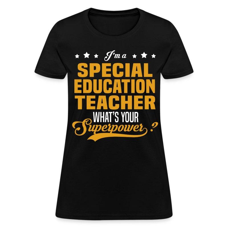 Special Education Teacher T Shirt Spreadshirt