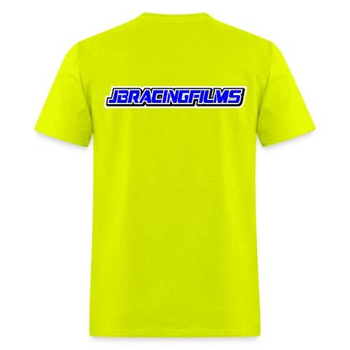 Jbracingfilms Text shirt - Men's T-Shirt