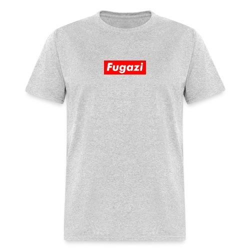fugazi box logo - Men's T-Shirt