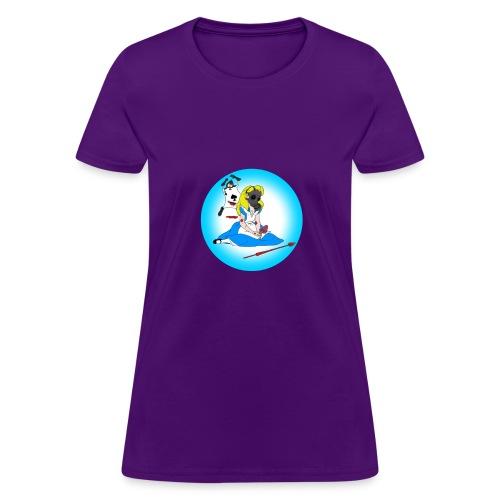Alice Masked - Women's T-Shirt