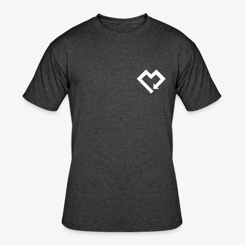 HeartFX Cult logo - Men's 50/50 T-Shirt