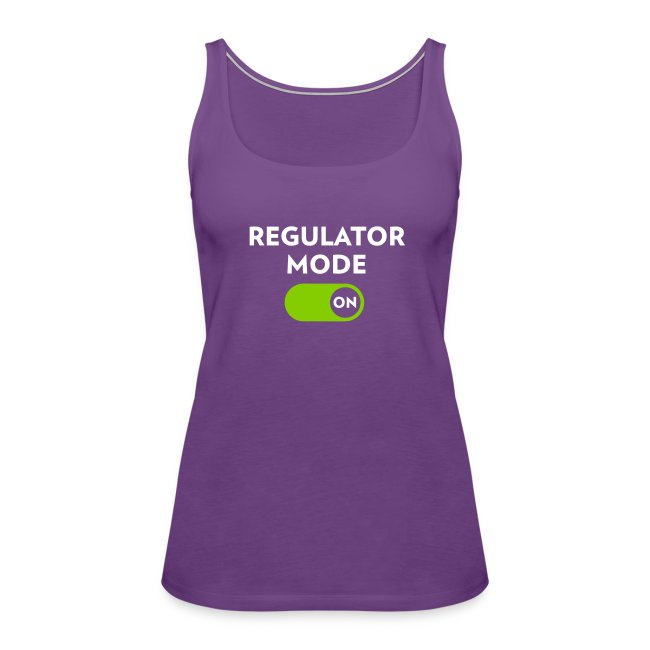 Regulator Mode ON GREEN