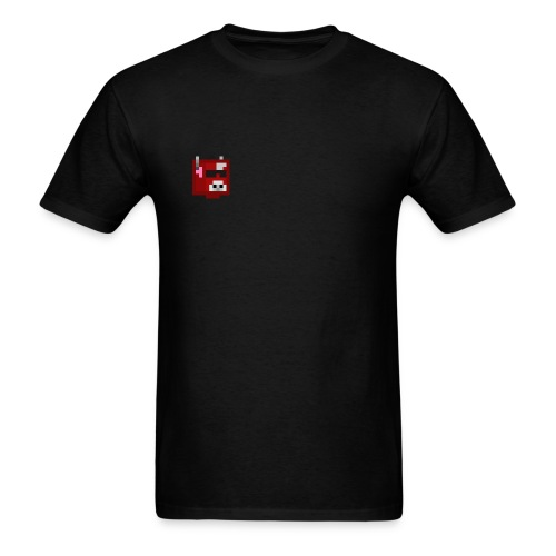 Gameraiders101 T-Shirt : black - Men's T-Shirt