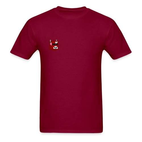 Gameraiders101 T-Shirt : burgundy - Men's T-Shirt