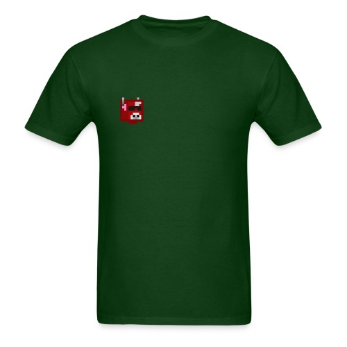 Gameraiders101 T-Shirt : forest green - Men's T-Shirt