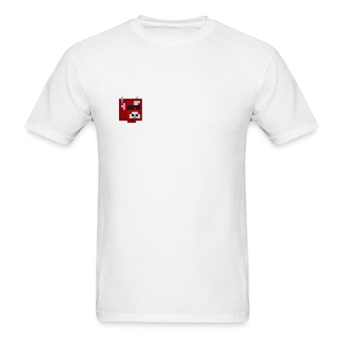Gameraiders101 T-Shirt : white - Men's T-Shirt