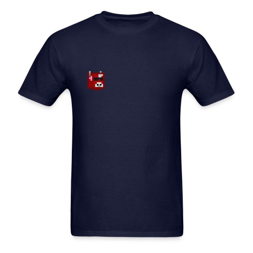 Gameraiders101 T-Shirt : navy - Men's T-Shirt