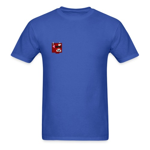 Gameraiders101 T-Shirt : royal blue - Men's T-Shirt