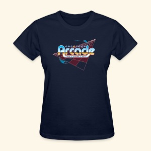 N-W-Arcade - Women's T-Shirt