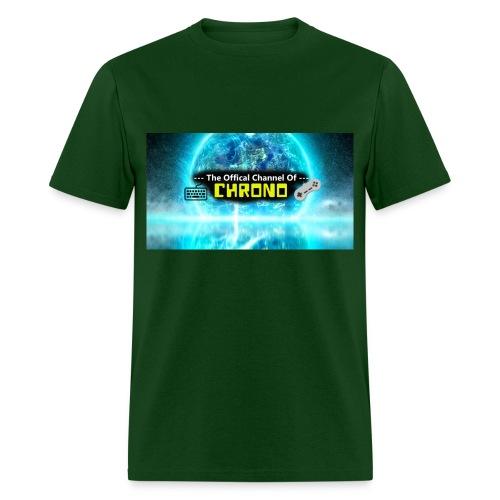 Chrono banner logo - Men's T-Shirt