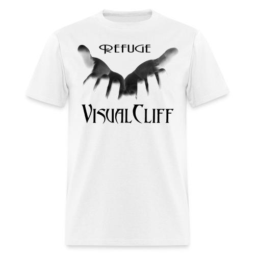 White Refuge Album T-Shirt - Men's T-Shirt