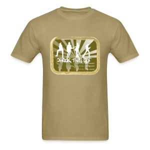 Check This Out - Men's T-Shirt