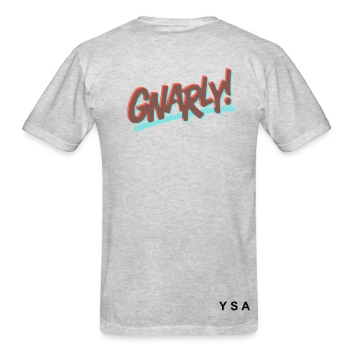 Gnarly Shirt - Men's T-Shirt