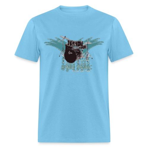 Free Music - Men's T-Shirt