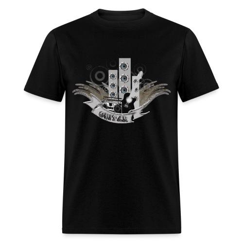 Guuitar Sound - Men's T-Shirt