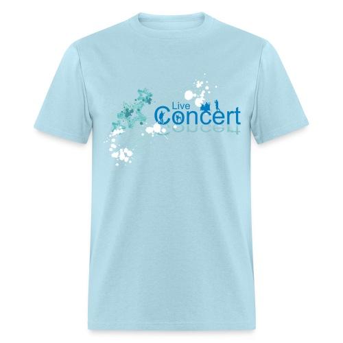 Live Concert - Men's T-Shirt