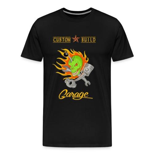 Mechanic (Custom Build) - Men's Premium T-Shirt