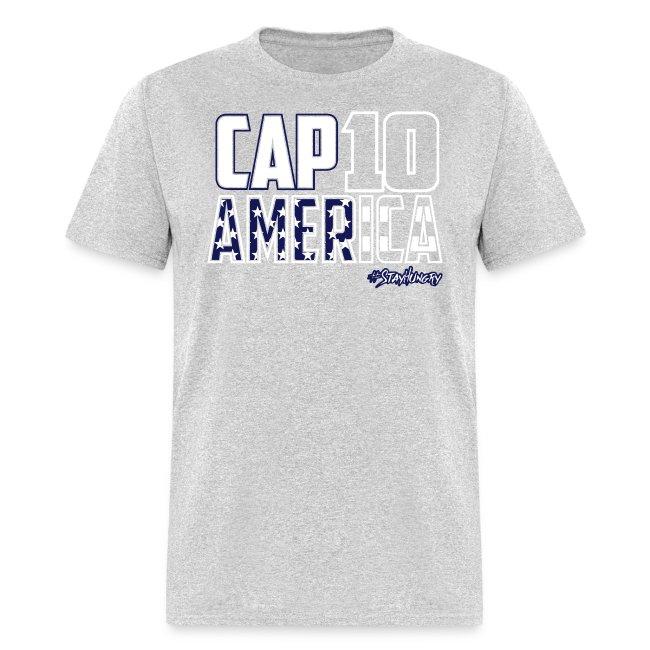 Cap10 America Shirt