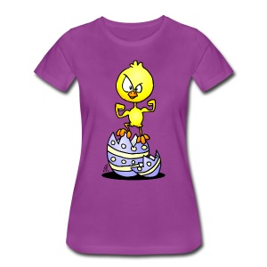 Easter Chick T-Shirts - Women's Premium T-Shirt