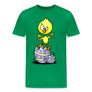 Easter Chick T-Shirts - Men's Premium T-Shirt