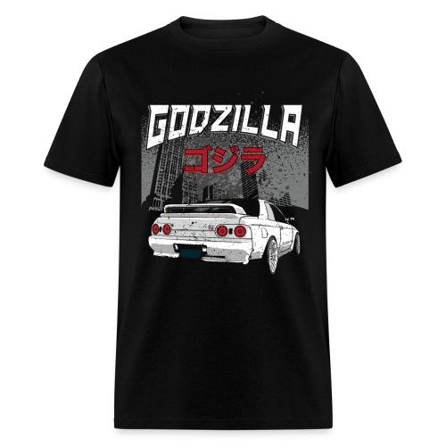 Godzilla R32 GTR  - Men's T-Shirt