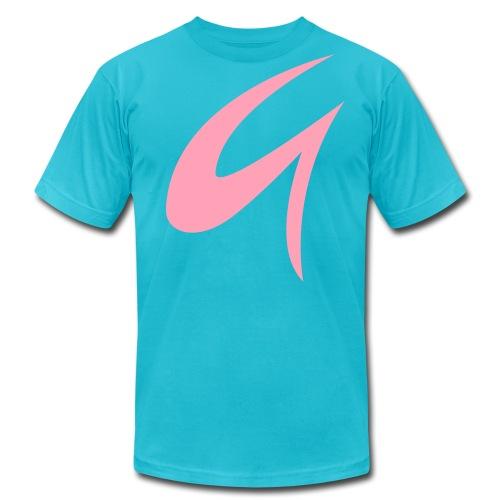 men's aeth a  - Men's Fine Jersey T-Shirt