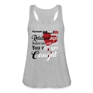 Women´s T-Shirt - Women's Flowy Tank Top by Bella