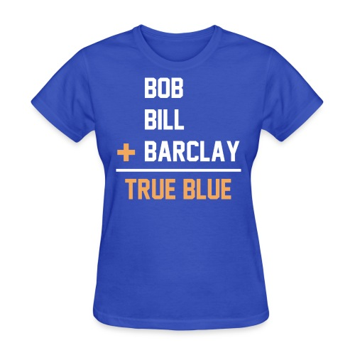 Stl Louis Blues hockey Plager brothers (Womens) - Women's T-Shirt