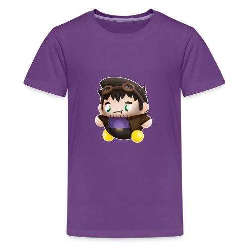 Poet Bumpkin - Kids' Premium T-Shirt