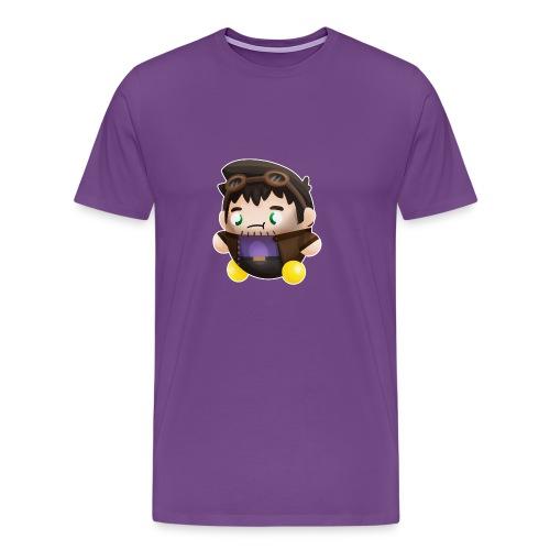 Poet Bumpkin - Men's Premium T-Shirt