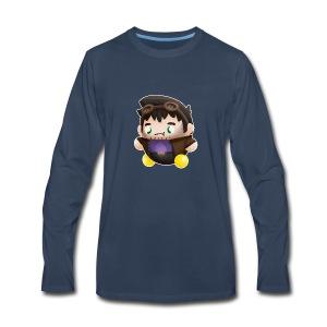 Poet Bumpkin - Men's Premium Long Sleeve T-Shirt